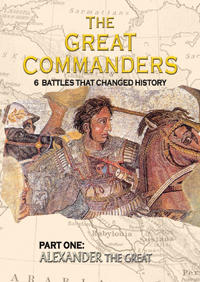 Great Commanders, Part 1, The: Alexander the Great (DVD)