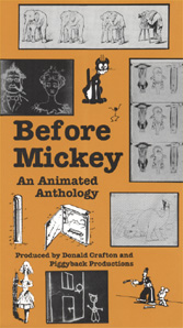 Before Mickey (VHS)