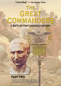 Great Commanders, Part 2, The: Julius Caesar (DVD)