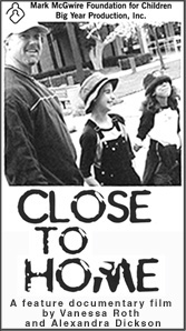 Close to Home (VHS)