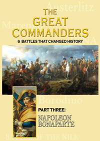 Great Commanders, Part 3, The: Napoleon Bonaparte (DVD)