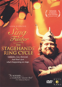 Sing Faster: The Stagehands' Ring Cycle (DVD format)
