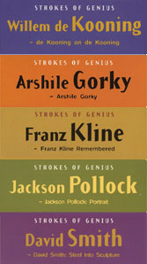 Strokes of Genius: (5-PART SERIES ON DVD)