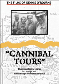 Cannibal Tours (VHS)