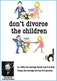 Don`t Divorce the Children (DVD)