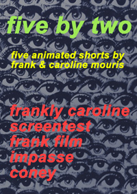 five by two: five animated shorts (DVD)