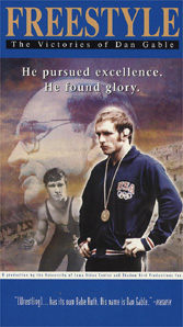 Freestyle: The Victories of Dan Gable (VHS)