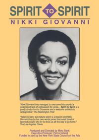 Spirit to Spirit: Nikki Giovanni (DVD)