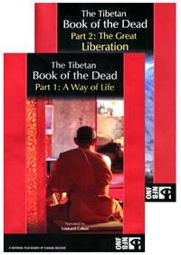 Tibetan Book of the Dead 2-DVD SET